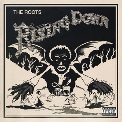 The Roots - Rising Down cover art